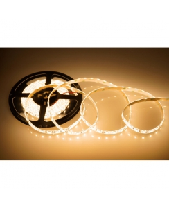 5 Meter LED Strip 24V 5050 Warmweiss 2900K 14,4W & 60...