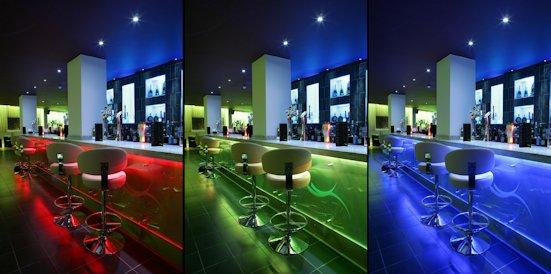 Details about 2,5  20m LED Strip Streifen Band SET 12V u 24V RGB u