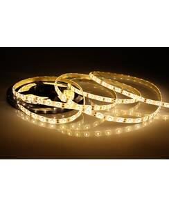 5 Meter LED Strip 12V 3528 Warmweiss 2900K 4,8W & 60...