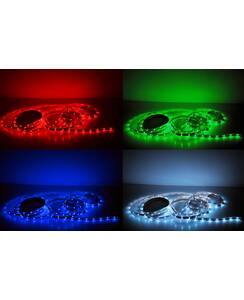 5 Meter LED Band 24V 5050 RGB 7,2W & 30 Leds/M IP20