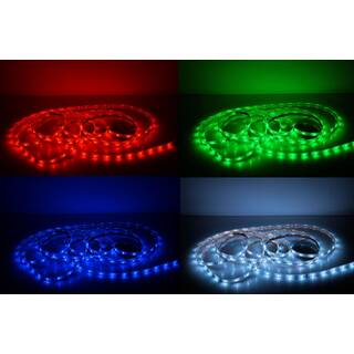 5 Meter LED Band 24V 5050 RGB 7,2W & 30 Leds/M IP65