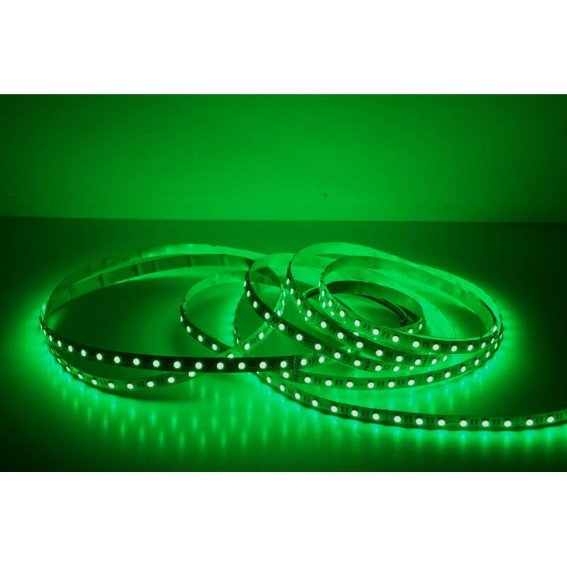 5 Meter LED Strip 24V 5050 RGBW Warmweiss (4-1 Chip) 19,2W & 60 Leds/M IP20