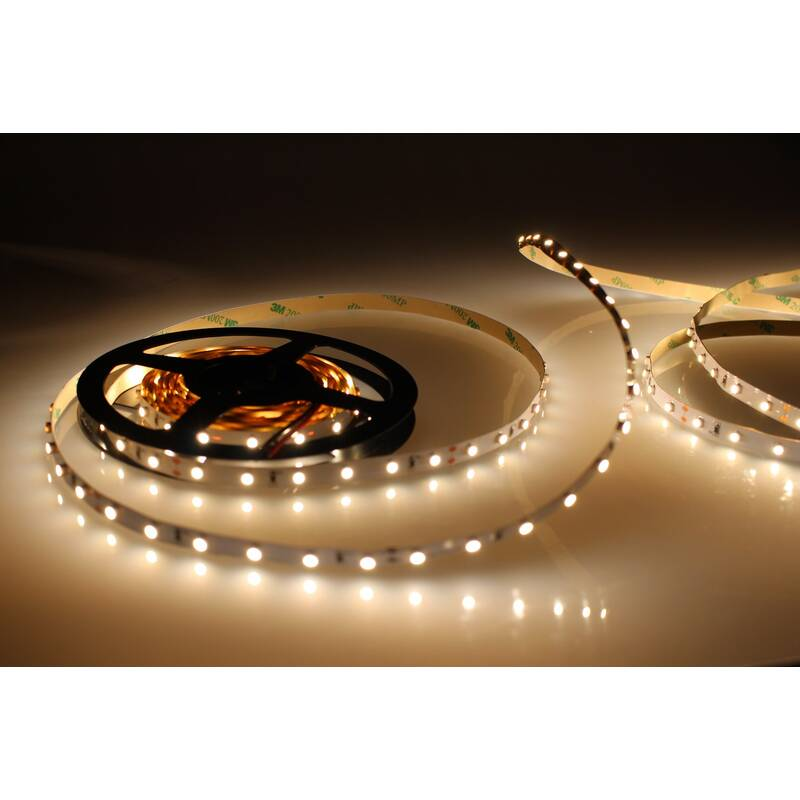 5 Meter LED Strip 24V 3528 Neutralweiss 4000K 4,8W & 60 Leds/M IP20