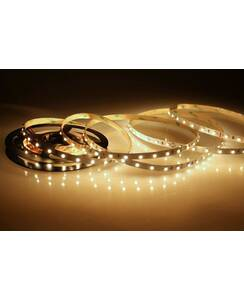 5 Meter LED Strip 24V 3528 Warmweiss 2900K 4,8W & 60...