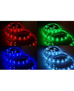 5 Meter LED Band 12V 5050 RGB 7,2W & 30 Leds/M IP20
