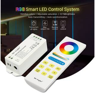 2.4 GHz Smart LED RGB Steuerung Komplettset 043A